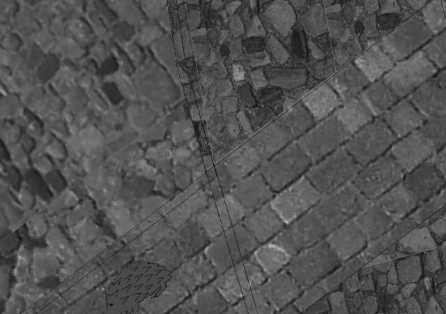 Soutěž · řešení parkánu hradeb v Jihlavě · 2007